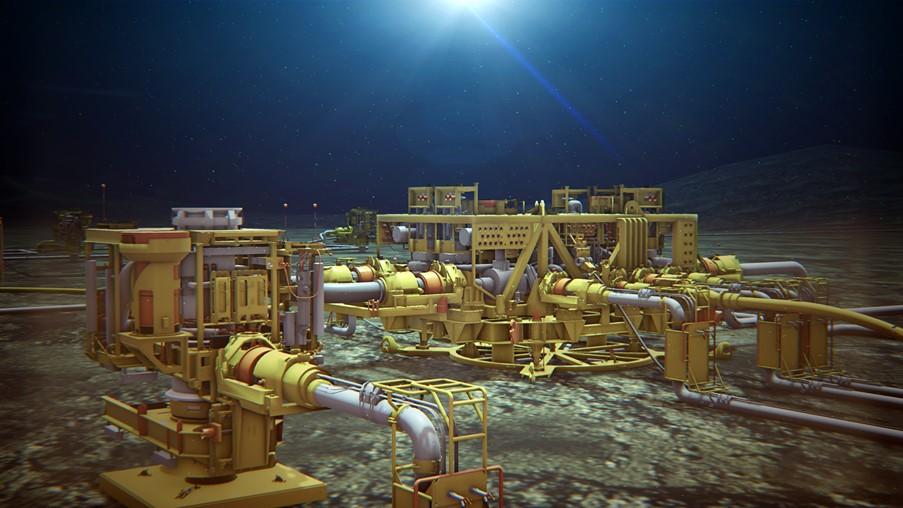 Egina starts production with TechnipFMC's subsea systems - TechnipFMC plc